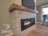 The Grand Gianna - Fireplace