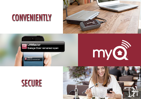 LiftMaster® MyQ® Technology