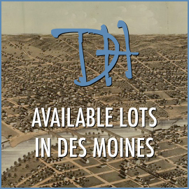 Drake Homes - Avaliable Lots in Des Moines