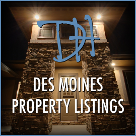 New Homes in Des Moines